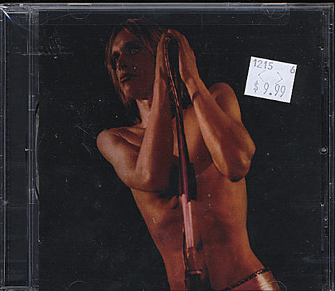 Iggy And The Stooges CD