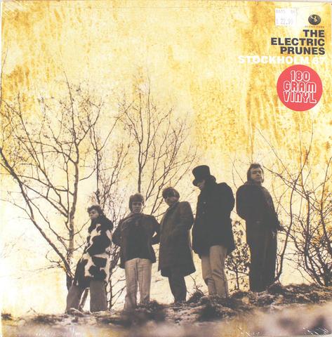 "The Electric Prunes Vinyl 12"" (New)"