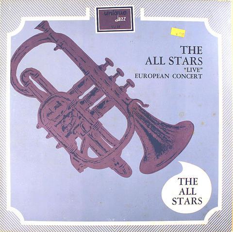 """The All Stars Vinyl 12"""" (Used)"""