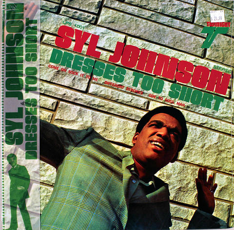 "Syl Johnson Vinyl 12"" (New)"