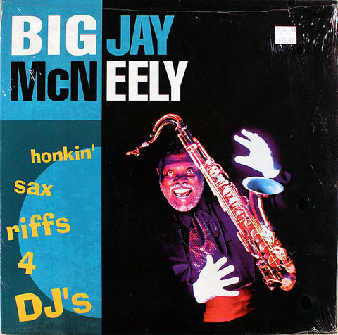 "Big Jay McNeely Vinyl 12"" (New)"