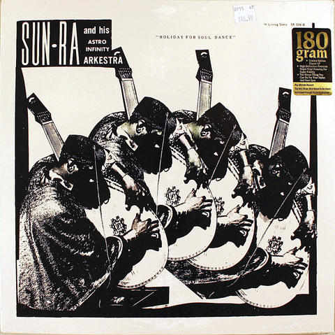 "Sun Ra And His Astro-Infinity Arkestra Vinyl 12"" (New)"