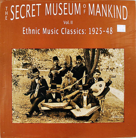 "The Secret Museum Of Mankind Vinyl 12"" (New)"