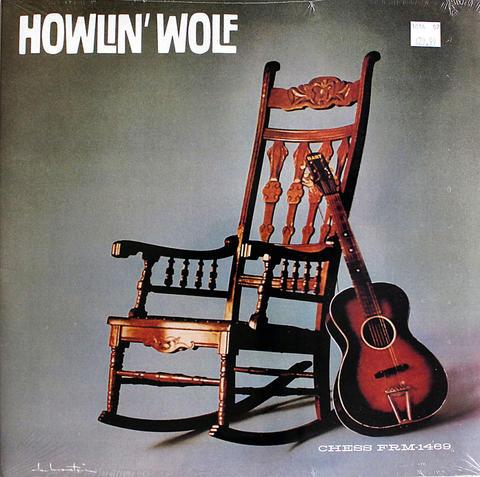 "Howlin' Wolf Vinyl 12"" (New)"