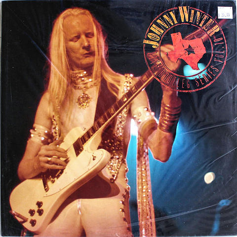 "Johnny Winter Vinyl 12"" (New)"