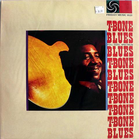 "T-Bone Walker Vinyl 12"" (New)"