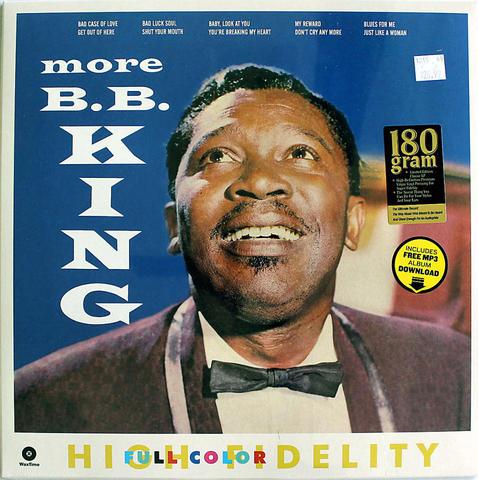 "B.B. King Vinyl 12"" (New)"