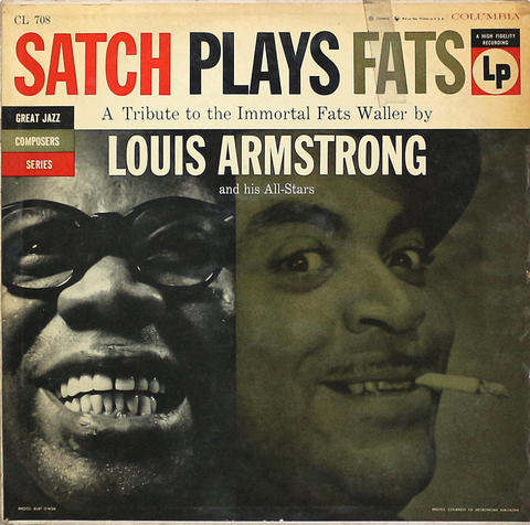 "Louis Armstrong And His All-Stars Vinyl 12"" (Used)"