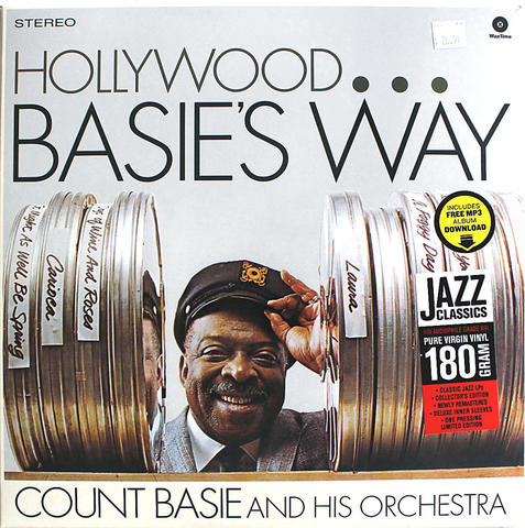 "Count Basie and His Orchestra Vinyl 12"" (New)"