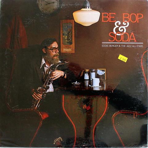 "Eddie Berger & The Jazz All Stars Vinyl 12"" (New)"