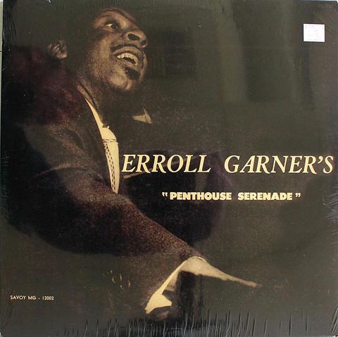 """Erroll Garner Vinyl 12"""" (New)"""