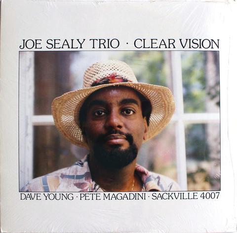 "Joe Sealy Trio Vinyl 12"" (New)"