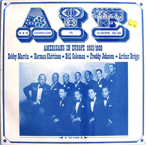 "Bobby Martin Vinyl 12"" (New)"