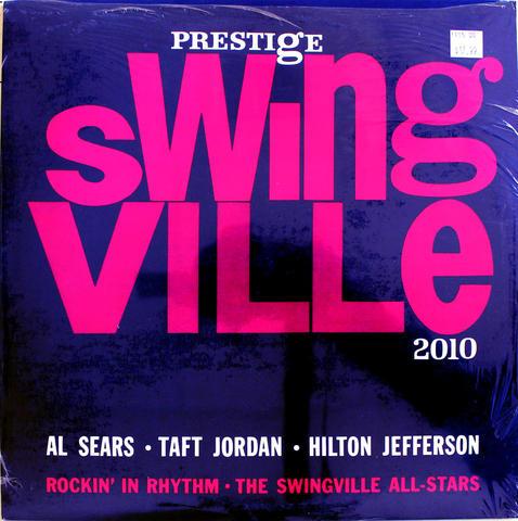 """The Swingville All-Stars Vinyl 12"""" (New)"""