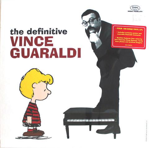 """Vince Guaraldi Vinyl 12"""" (New)"""