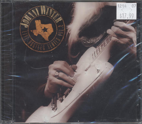 Johnny Winter CD