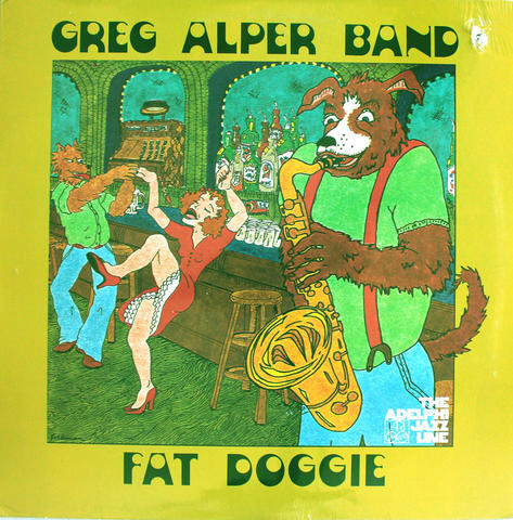 "Greg Alper Band Vinyl 12"" (New)"