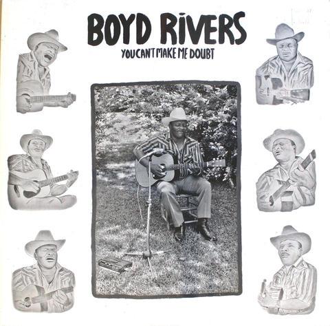 "Boyd Rivers Vinyl 12"" (New)"