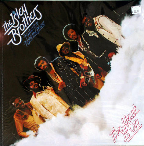"The Isley Brothers Vinyl 12"" (New)"