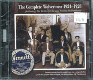 The Complete Wolverines CD