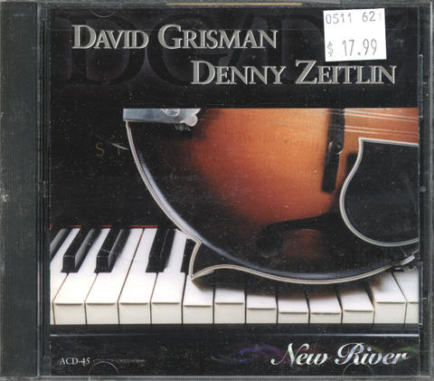 David Grisman CD