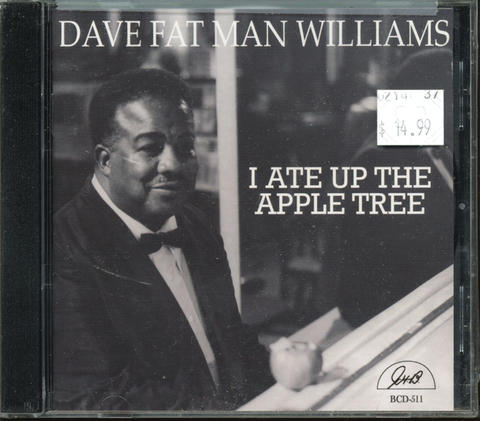 Fat Man Williams CD