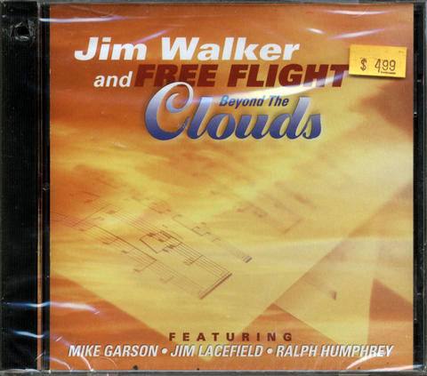 Jim Walker And Free Flight CD
