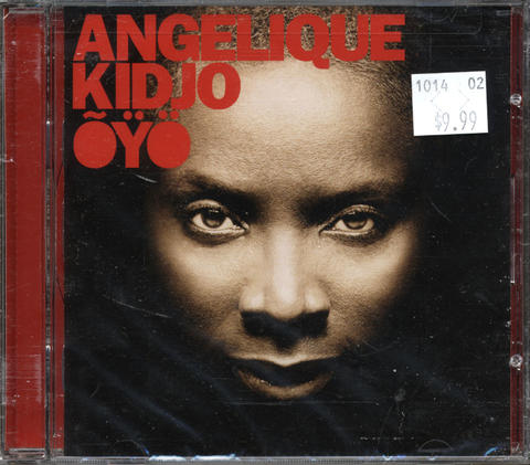 Angelique Kidjo CD