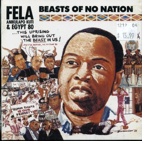 Fela CD