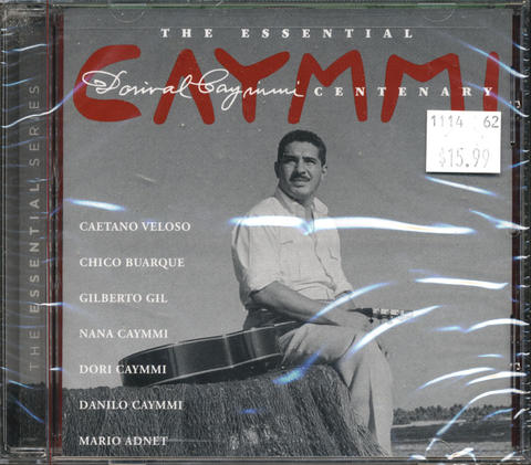The Essential Caymmi CD