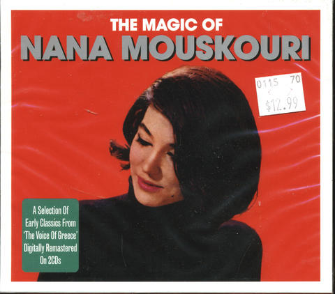 Nana Mouskouri CD
