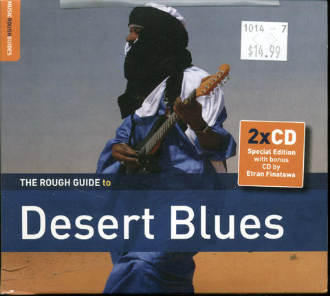 The Rough Guide To Desert Blues CD