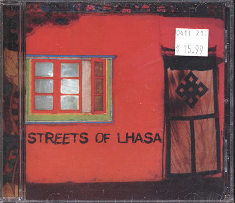 Streets of Lhasa CD