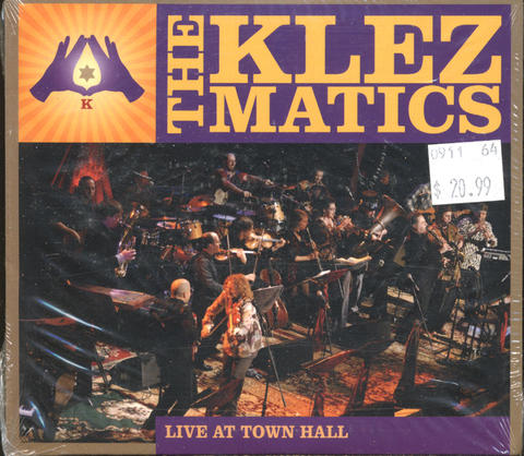The Klezmatics CD