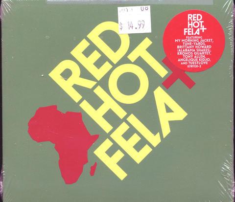 Red Hot + Fela CD
