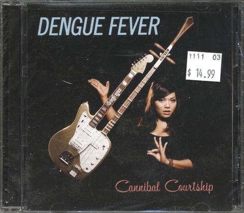 Dengue Fever CD