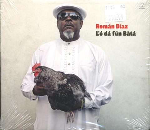 Roman Diaz CD