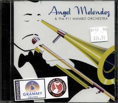 Angel Melendez CD