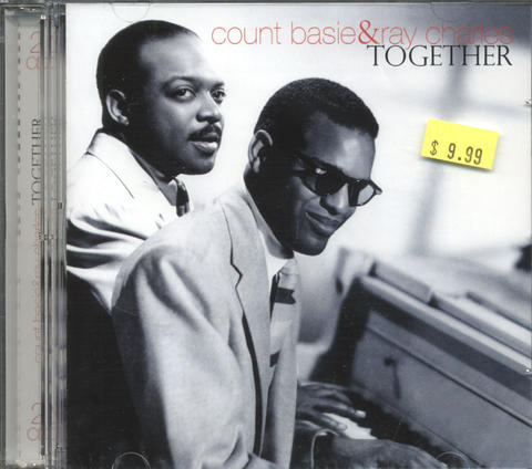Count Basie & Ray Charles CD