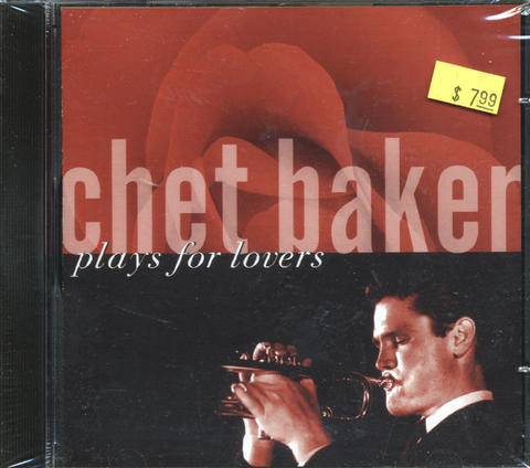 Chet Baker CD