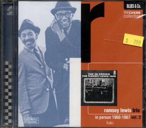 Ramsey Lewis Trio CD