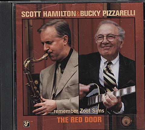 Scott Hamilton CD