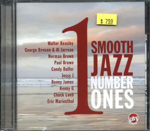 Smooth Jazz Number Ones CD