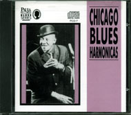 Chicago Blues Harmonicas CD