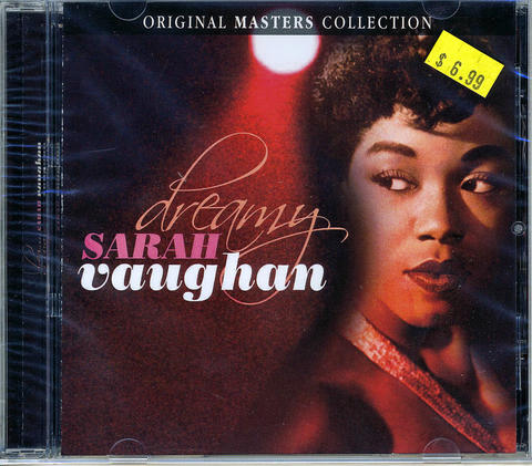 Sarah Vaughan CD