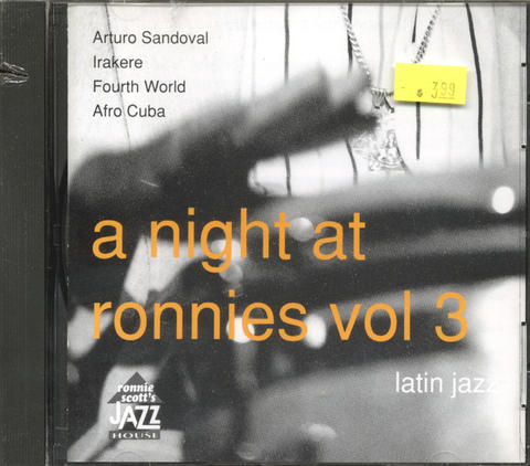 A Night at Ronnie Scott's Vol. 3 CD