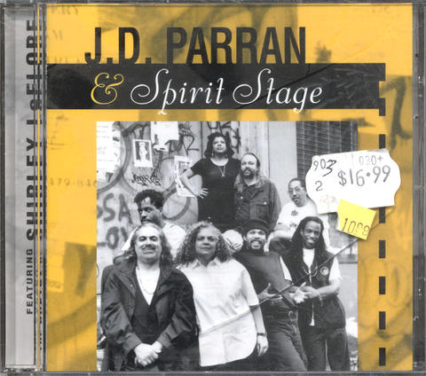 J.D. Parran & Spirit Stage CD