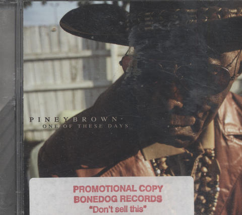 Piney Brown CD
