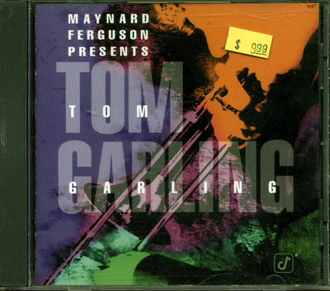 Tom Garling CD