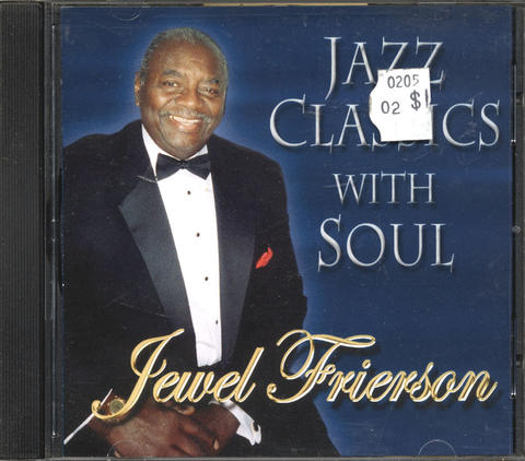 Jewel Frierson CD